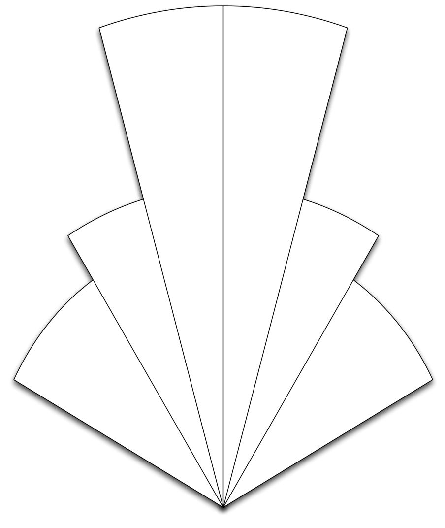 30° Paper Cone Design